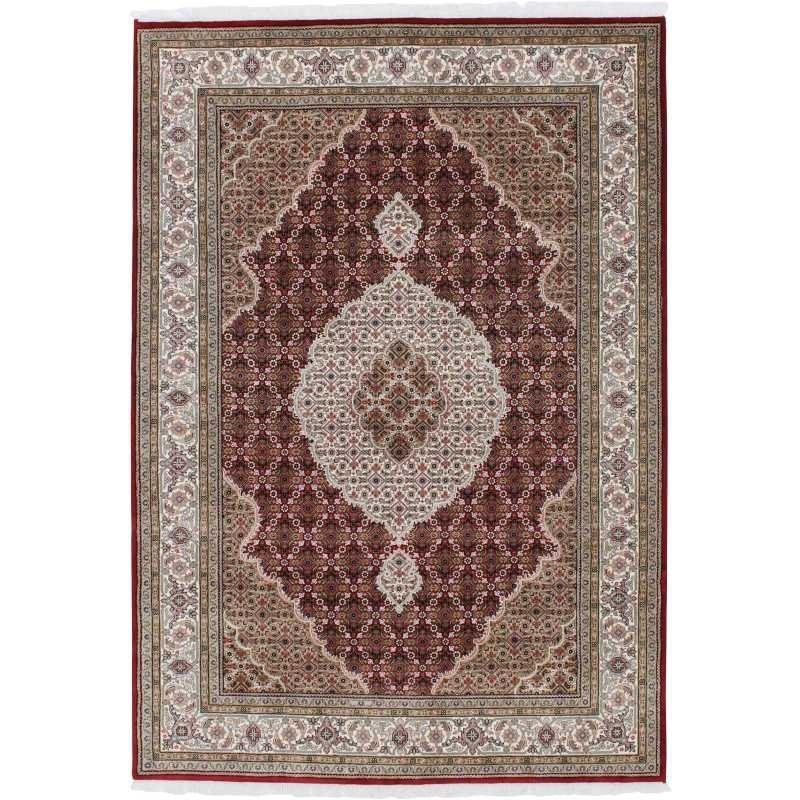 tappeto india tabriz indi cm. 175x249