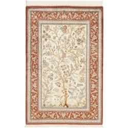 tappeto persia ghom seta cm 94x145