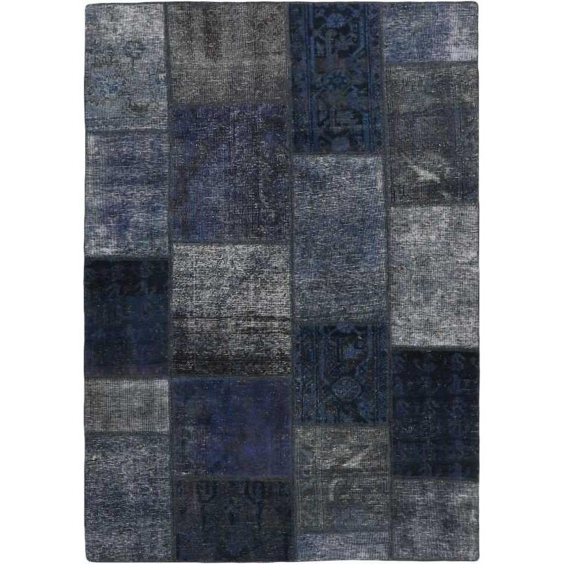tappeto persia vintage patchwork cm 142x200