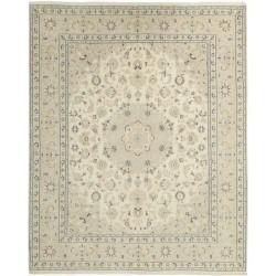 tappeto persia nain fine con seta cm 200x245