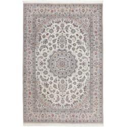 tappeto persia nain fine con seta cm 205x305