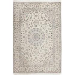 tappeto persia nain fine con seta cm 250x358