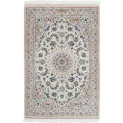tappeto persia nain fine con seta cm 120x170