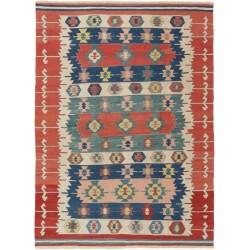 tappeto persia kelim old cm 198x290