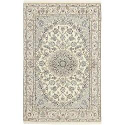 tappeto persia nain fine con seta cm 112x174