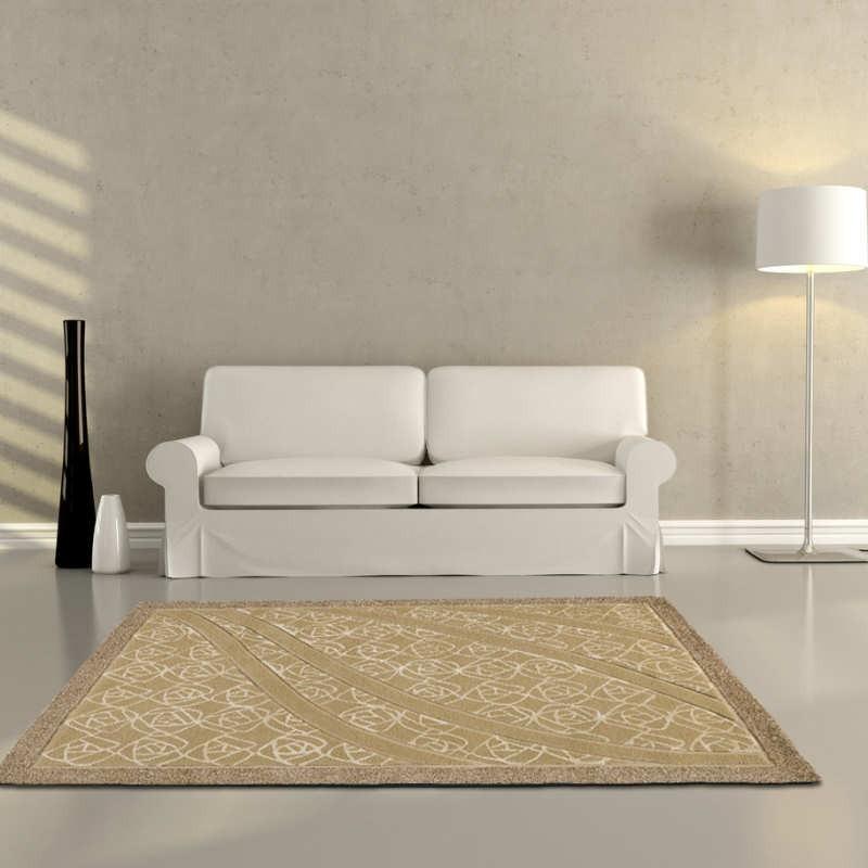 Carpet moderno Demi beige Renato Balestra cm.170x240 in offerta