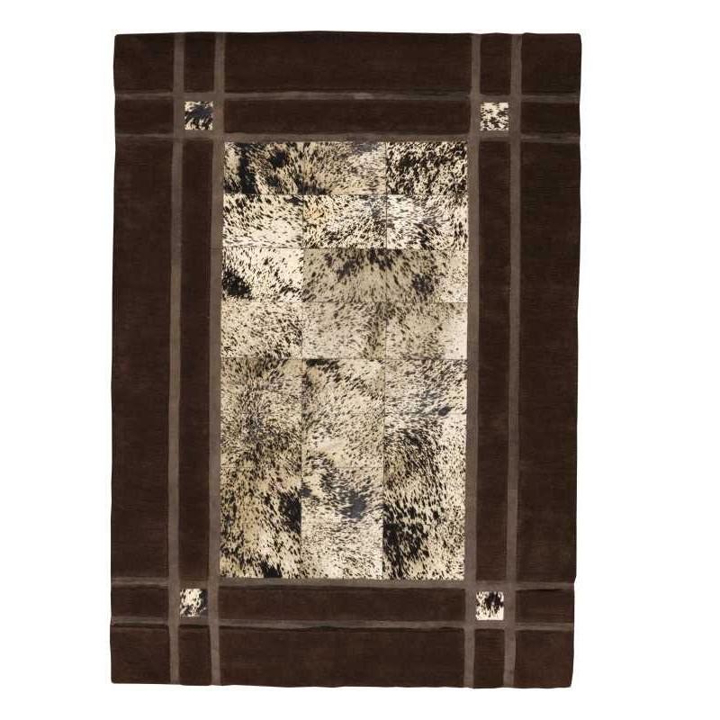 Tappeto moderno Leon brown Renato Balestra cm.170x240 in offerta
