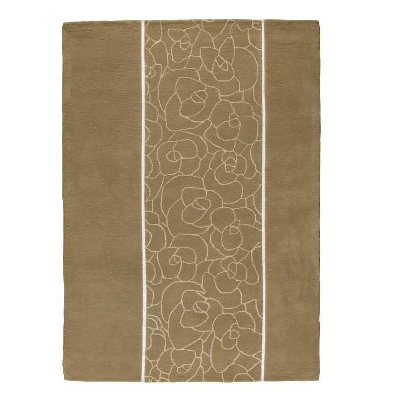 Carpet moderno Vega beige Renato Balestra cm.170x240 in offerta