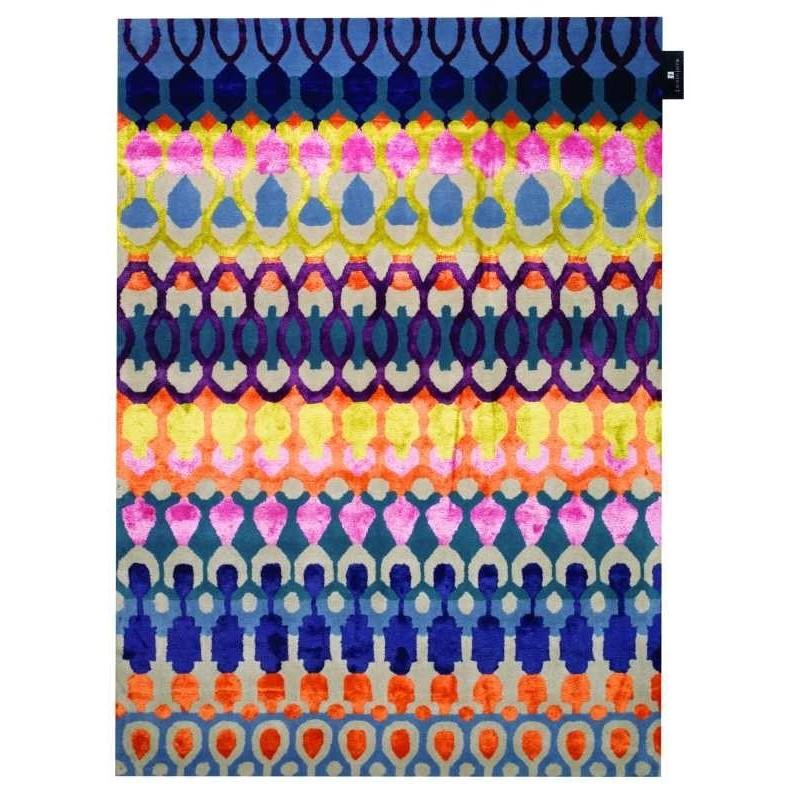 Tappeto moderno Wallflor Popo multicolor Lauren Jacob
