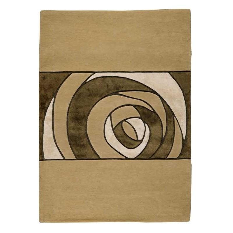 Carpet moderno Wallflor Gravity Beige Lauren Jacob