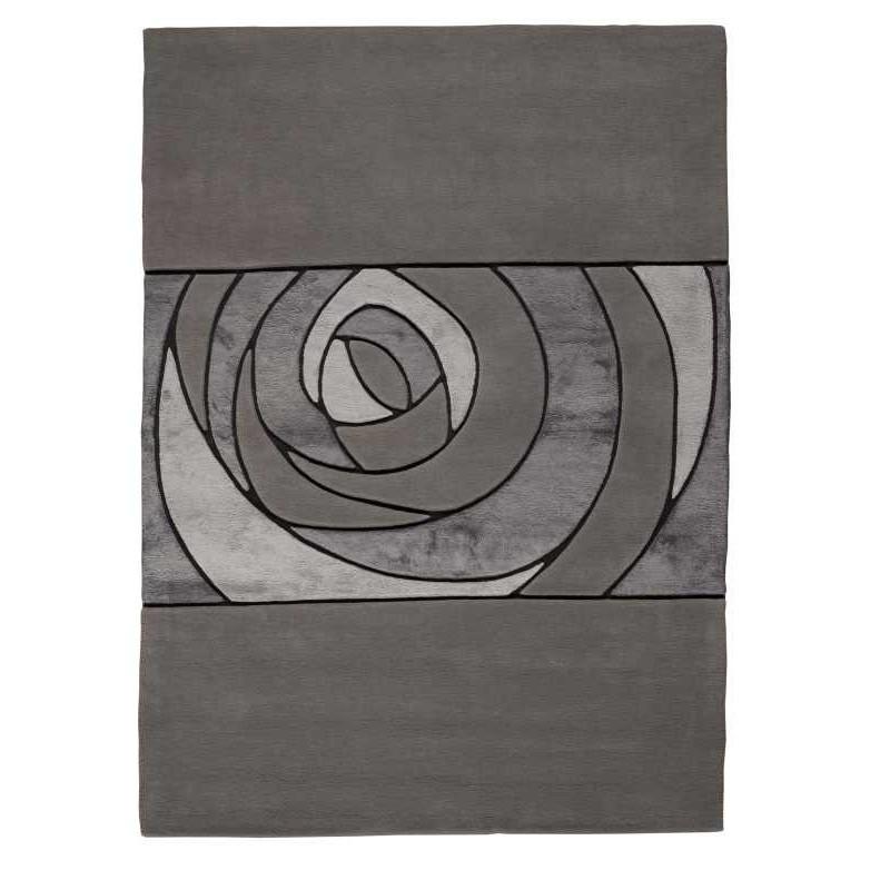 Carpet moderno Wallflor Gravity Grey Lauren Jacob