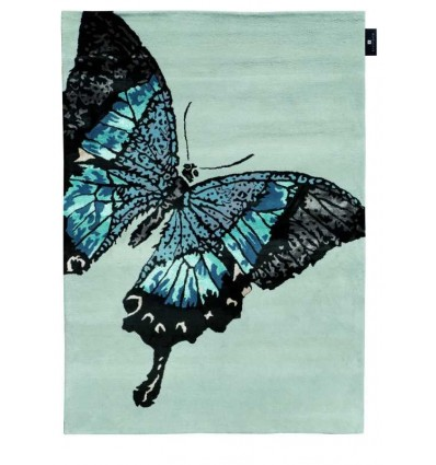 Carpet moderno Wallflor Butterfly Sky Lauren Jacob