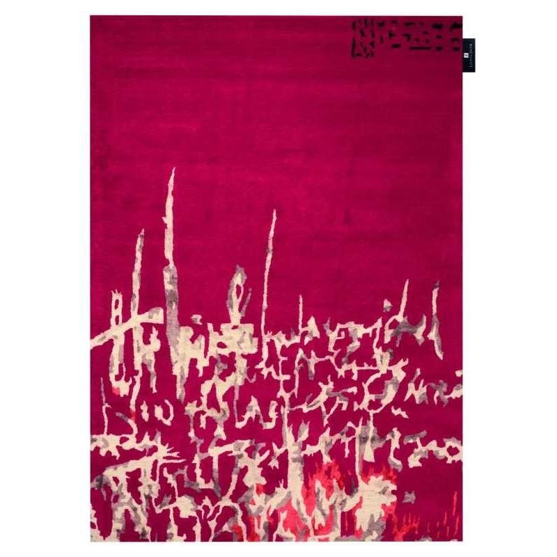 Carpet moderno Wallflor Graffiti Laque Lauren Jacob