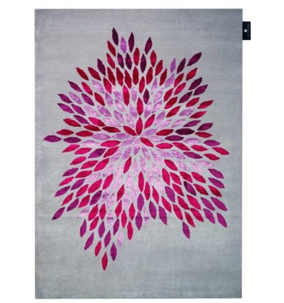 Tappeto moderno Wallflor Phoenix Rose Lauren Jacob