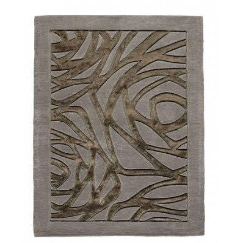 Carpet moderno Wallflor Thea Grey Lauren Jacob