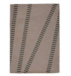 Tappeto moderno Wallflor Swing Grey Lauren Jacob