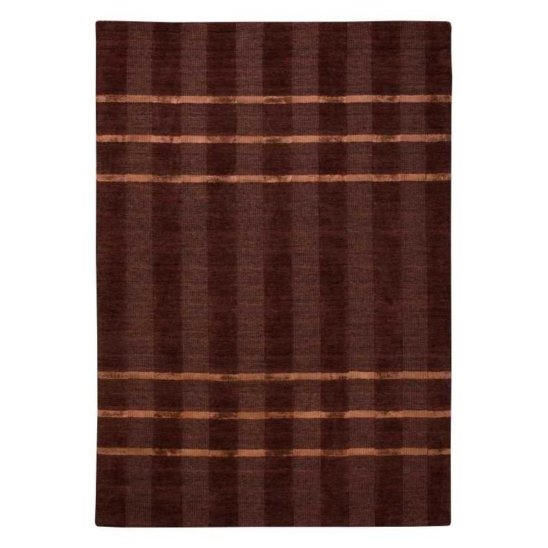 Carpet moderno Wallflor Carver Choco Lauren Jacob