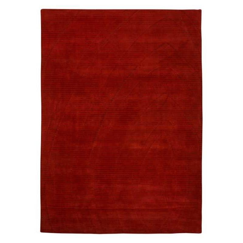 Tappeto moderno Wallflor Dorian Red Lauren Jacob
