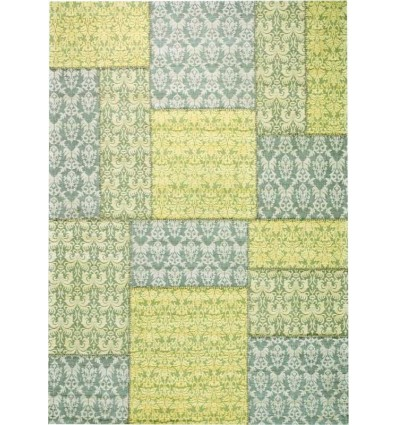 Carpet moderno Wallflor Patchwork 4 Beige Lauren Jacob