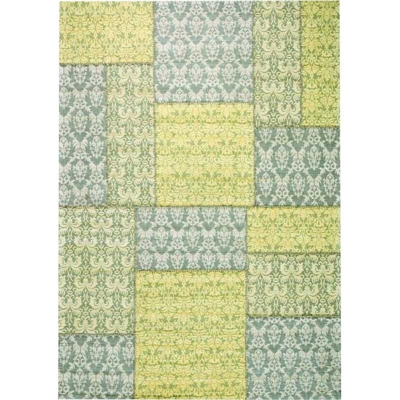 Tappeto moderno Wallflor Patchwork 4 Beige Lauren Jacob