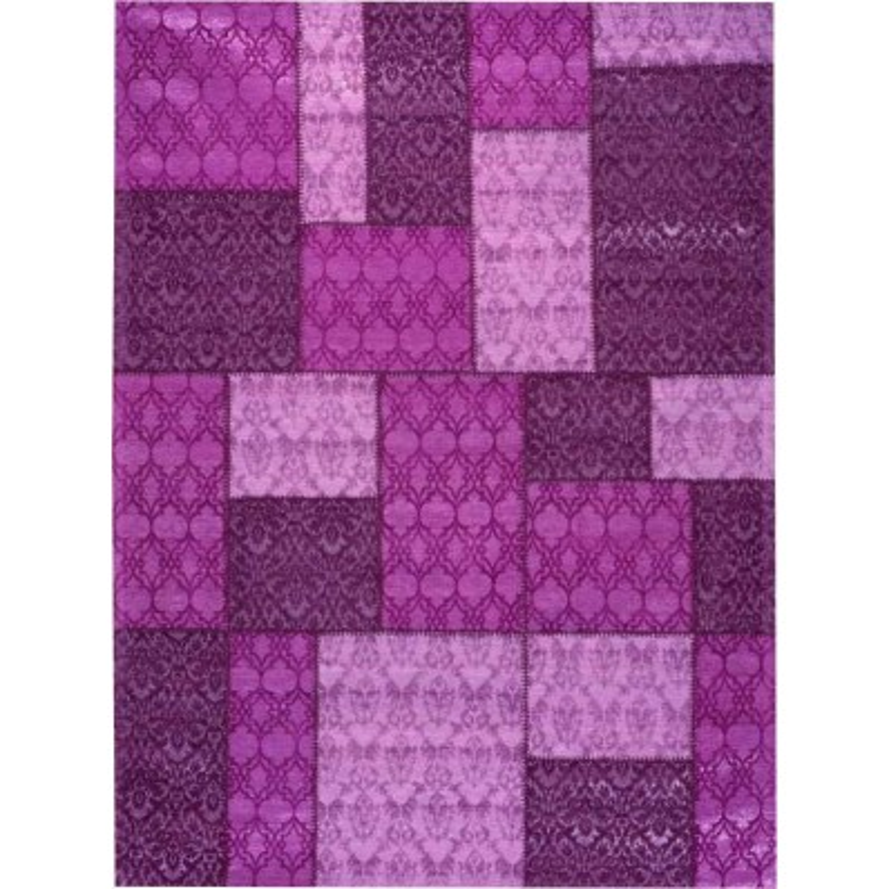 Carpet moderno Wallflor Patchwork 10 Iris Lauren Jacob