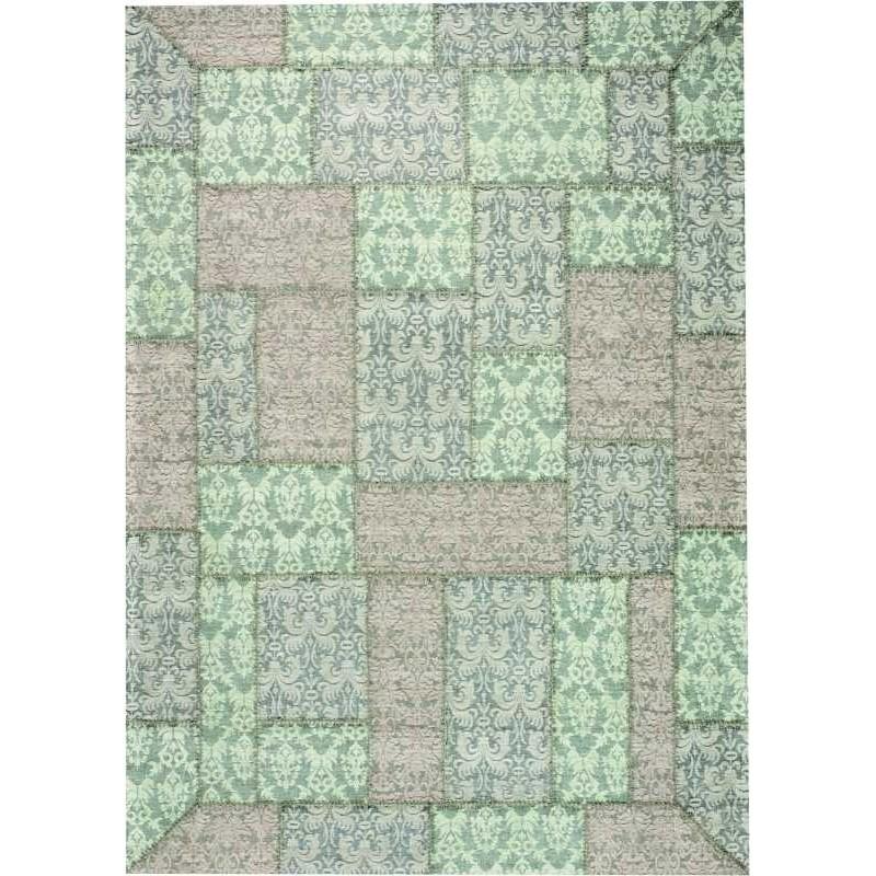 Carpet moderno Wallflor Patchwork 3 Artic Lauren Jacob