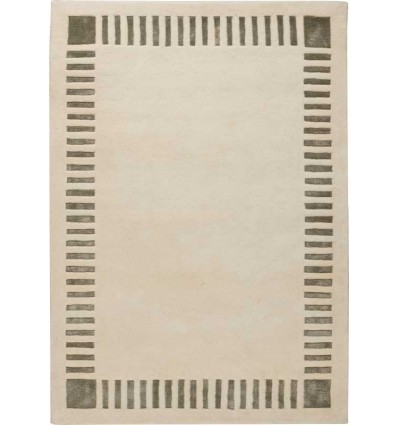 Carpet moderno Wallflor Nadir 110 Ivory Lauren Jacob