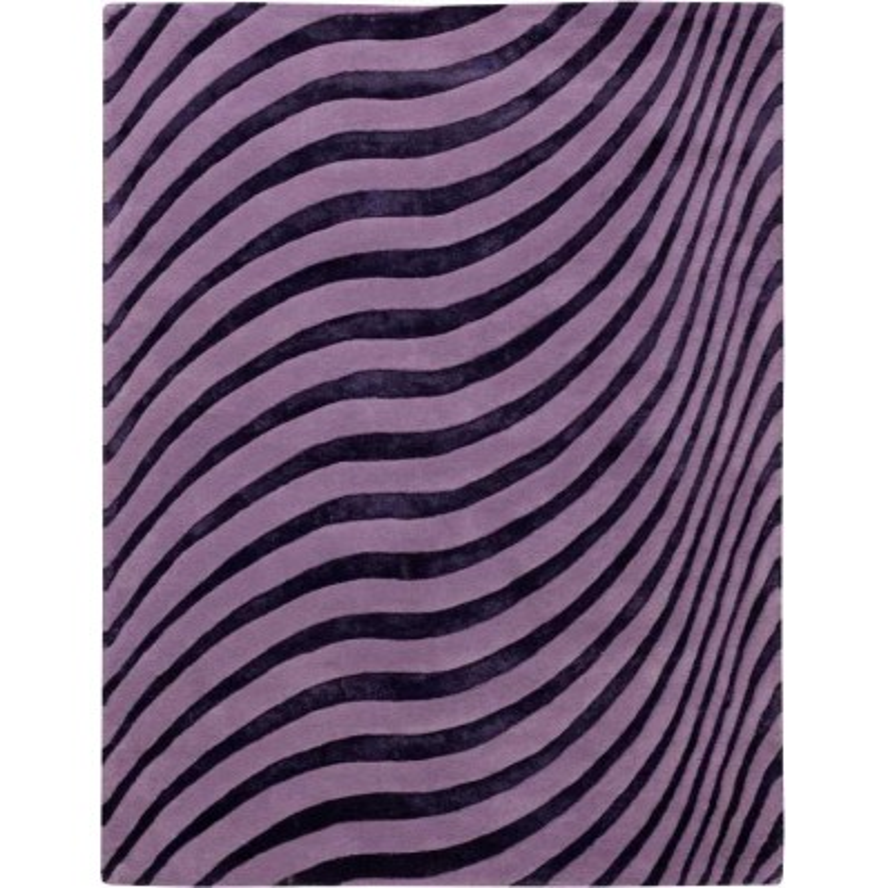 Carpet moderno Wallflor Nadir 160 Violet Lauren Jacob