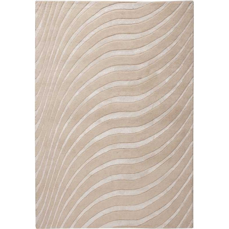 Tappeto moderno Wallflor Nadir 100 White Lauren Jacob