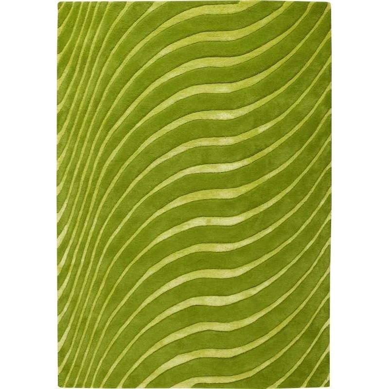 Tappeto moderno Wallflor Nadir 199 Green Lime Lauren Jacob