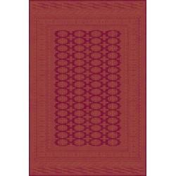 Tappeto persiano Bukhara lana extra fine rosso 1292-677
