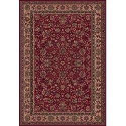 Tappeto persiano Tabriz fine lana rosso 1561-507