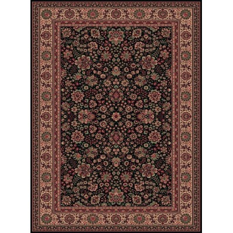 Carpet classico Tabriz fine lana marine 1561-509