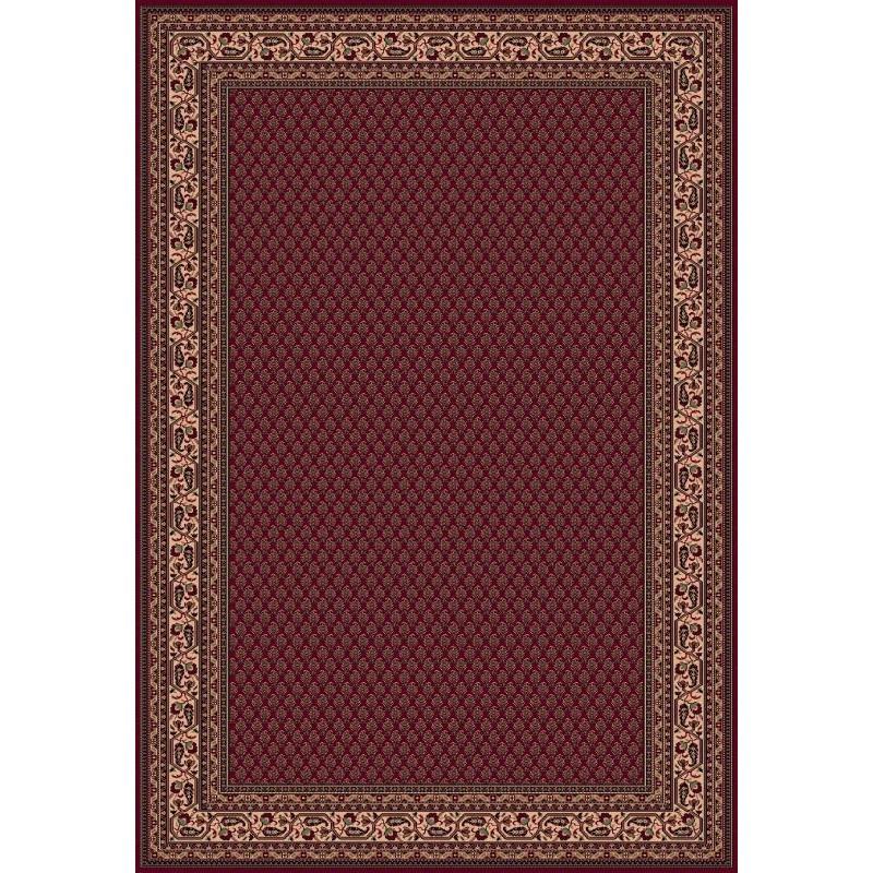 Tappeto persiano Mir fine lana rosso 1581