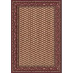 Tappeto persiano Mir fine lana crema-rosa 1581