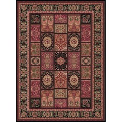 Carpet classico Bakhtiar fine lana marine 1638