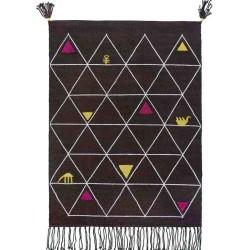 Carpet AISHA SITAP IVORY LANA geometrico da EUR 780.8