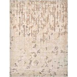 Carpet ALTAMAREA SITAP BEIGE SETA fantasia da EUR 890.6