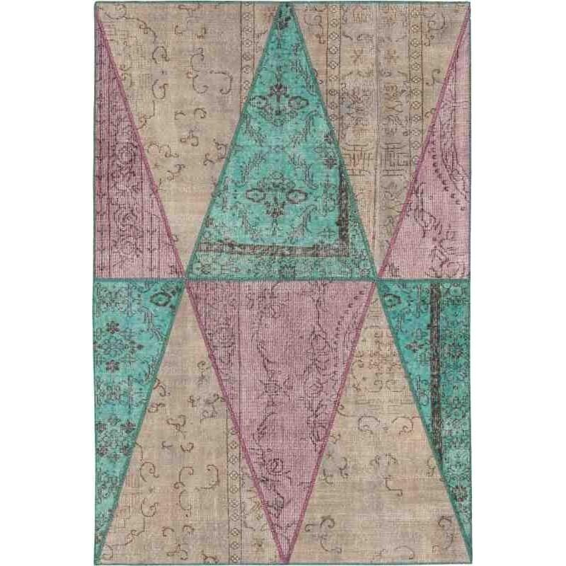 tappeto ARLECCHINO SITAP GREY LANA geometrico da EUR 1415.2