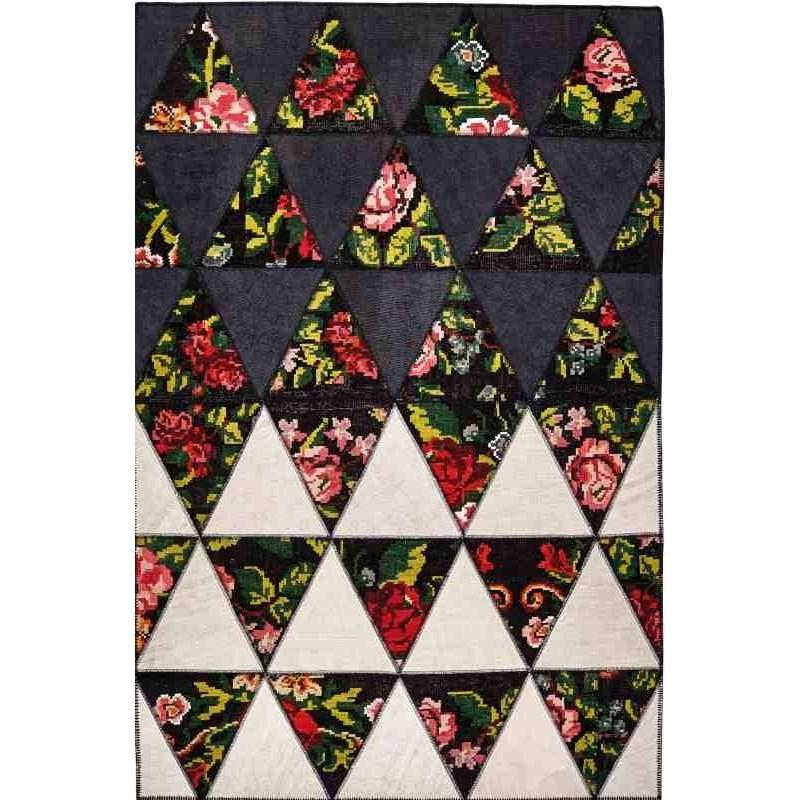 tappeto BARBY SITAP BLACK & WHITE LANA geometrico da EUR 1451.8