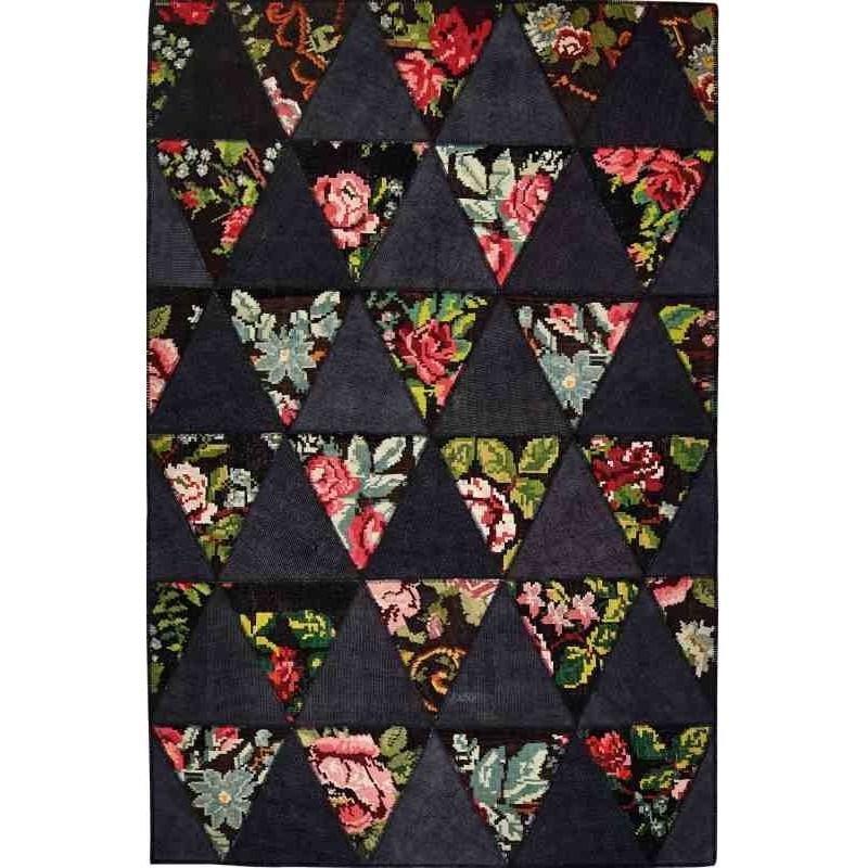 Carpet BARBY SITAP BLACK LANA geometrico da EUR 1451.8