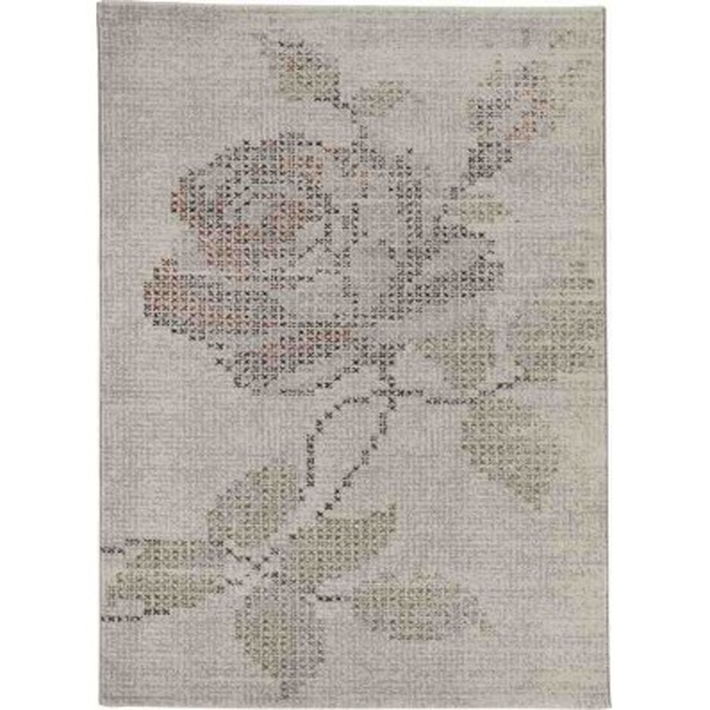tappeto BIANCANEVE SITAP 5872-6S01 floreale da EUR 202.52