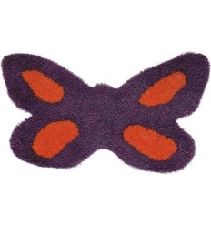 Carpet DAISY SITAP BUTTERFLY PURPLE bambini da EUR 96.38