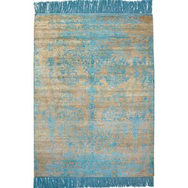 Carpet DOLCEVITA SITAP BLUE SETA fantasia da EUR 2415.6