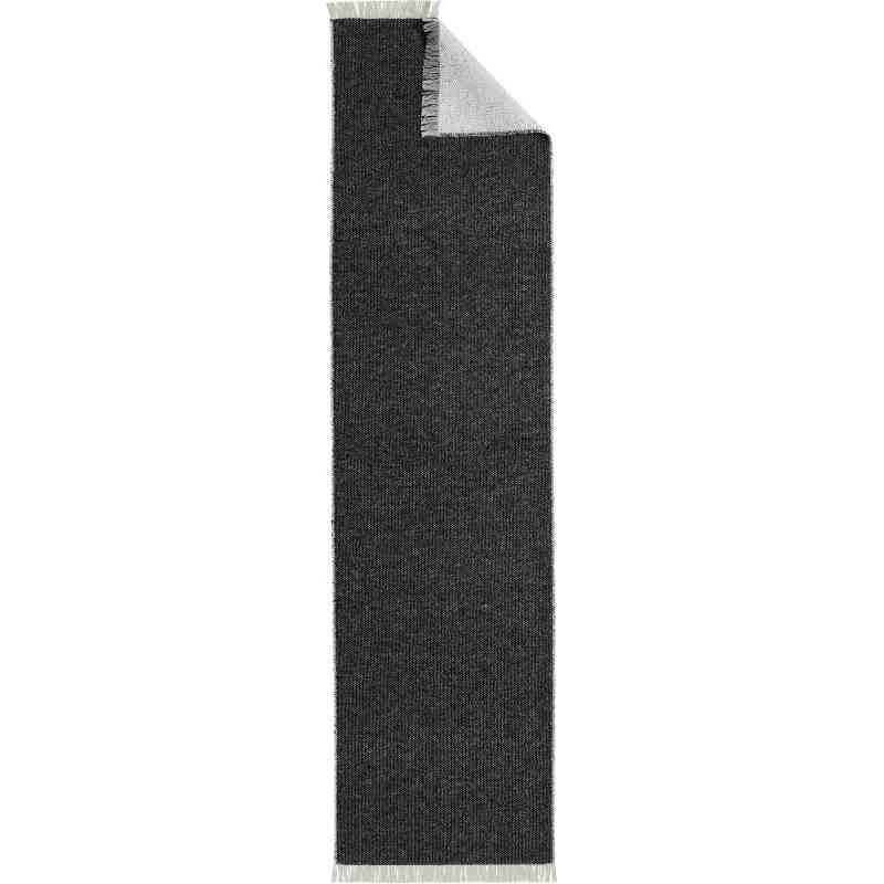 tappeto ELISIR SITAP BLACK WHITE  tinta unita da EUR 97.6