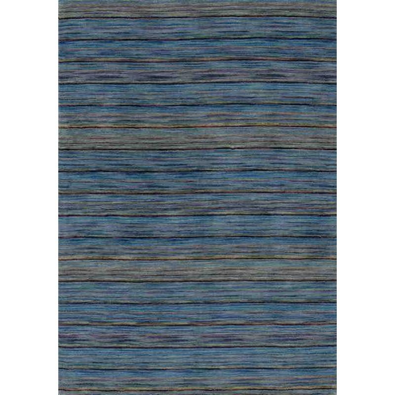 tappeto HANDLOOM SITAP 111 BLUE LANA geometrico da EUR 241.56