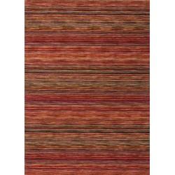 Carpet HANDLOOM SITAP 111 RED LANA geometrico da EUR 241.56