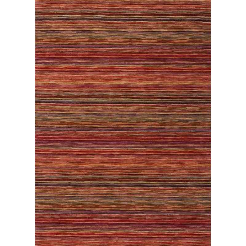 tappeto HANDLOOM SITAP 111 RED LANA geometrico da EUR 241.56