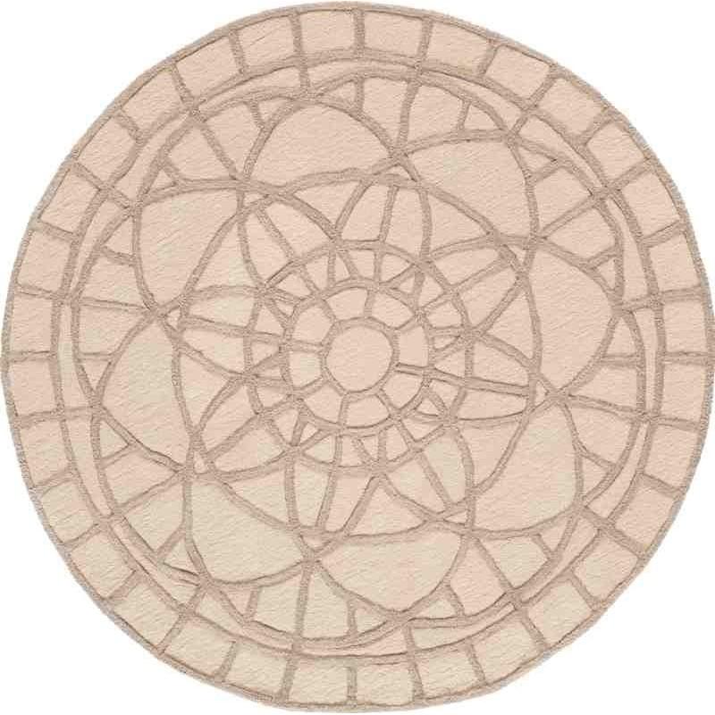 Carpet PORTOFINO SITAP 12 130 ROTONDO LANA geometrico da EUR 328.18