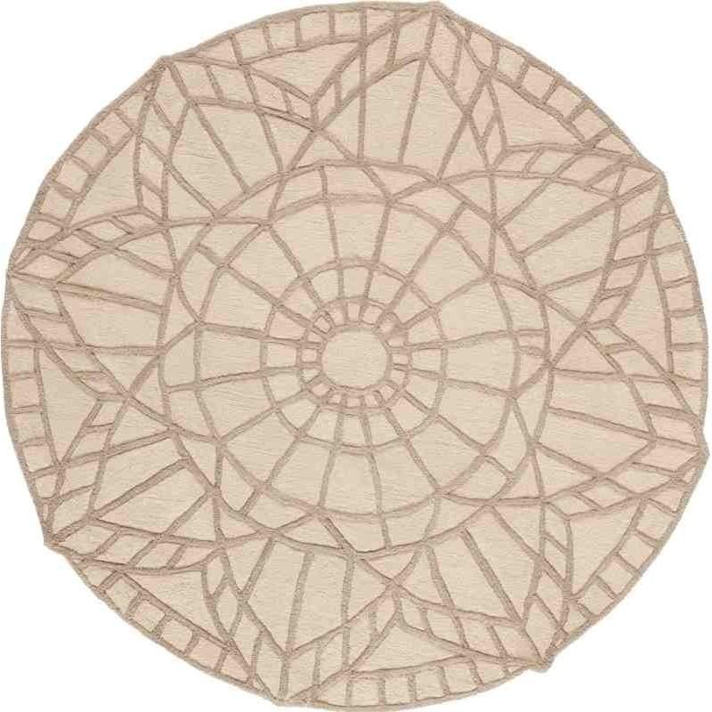tappeto PORTOFINO SITAP 12 165 ROTONDO LANA geometrico da EUR 512.4